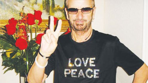 ringo starr peace and love jones beach