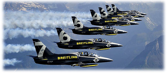 Bikes Blues And Bombers Air Show Starring U S Air Force