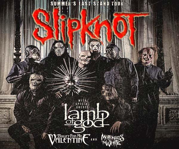 Slipknot - Aug 1, 2015