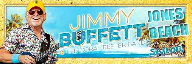 Games for Jimmy Buffett concert Jimmy Buffett Tailgate in 2019
