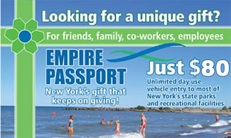 Empire Passport Parking Pass