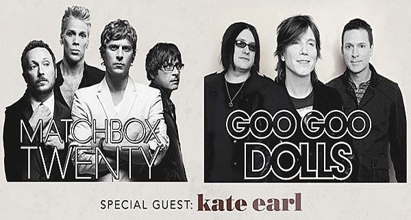 goo goo dolls tour