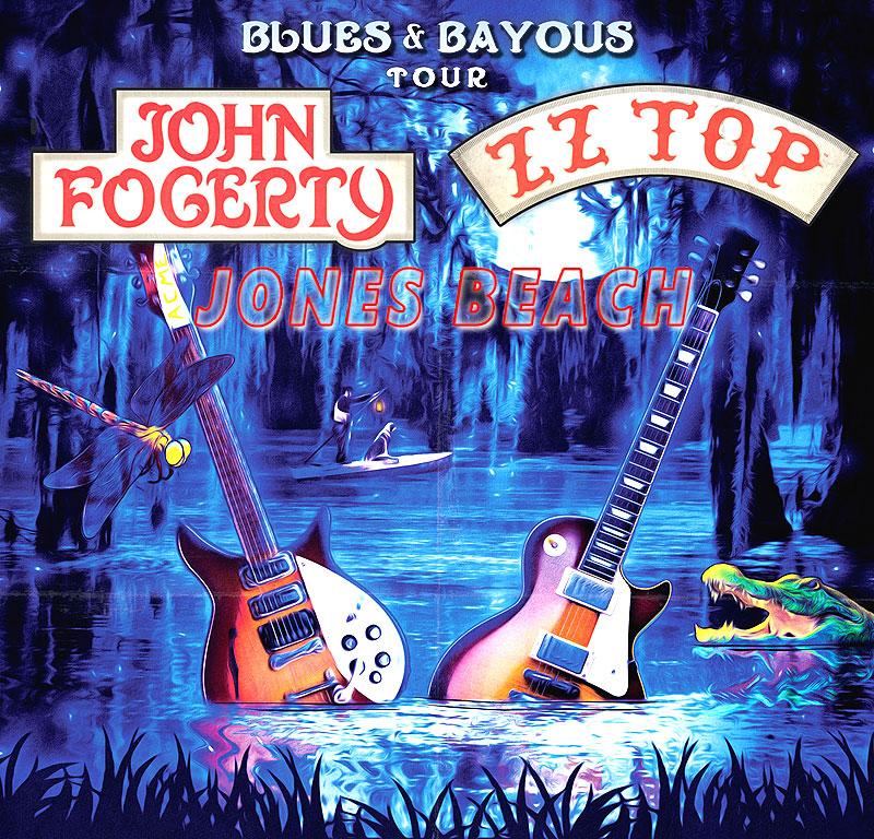 ZZ Top & John Fogerty - June 20, 2018